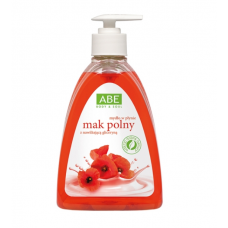 ABE Жидкое мыло с полевым маком  500 ml