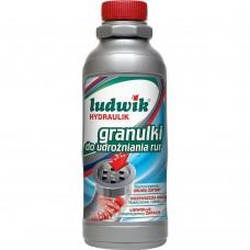 Гидравлик – гранулы для прочистки труб 500 g