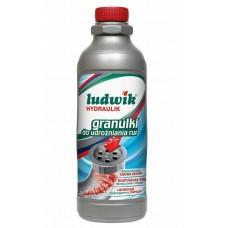 Гидравлик – гранулы для прочистки труб 1000 g