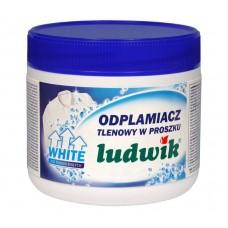 White кислородный порошковый пятновыводитель для белых тканей