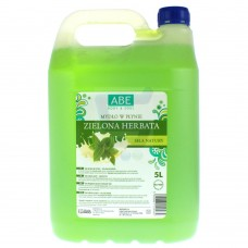 ABE Жидкое мыло зеленый чай 5 l