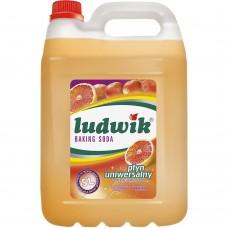 Универсальная жидкость бакинг сода 5 l