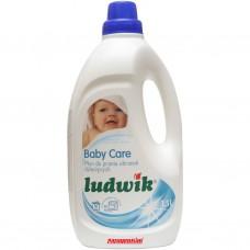 Средство для стирки детской одежды baby care